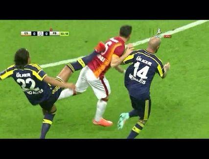 Fenerbahçe 10 kişi