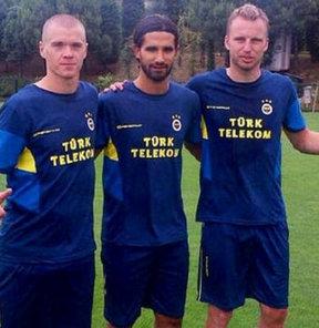 Fenerbahçe, Spor Toto Süper Ligi 2013 – 2014 sezonu hazırlıklarına başladı