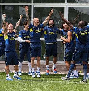 Fenerbahçe, çalışmalarına yarından itibaren Düzce'deki Topuk Yaylası Tesissleri'nde devam edecek