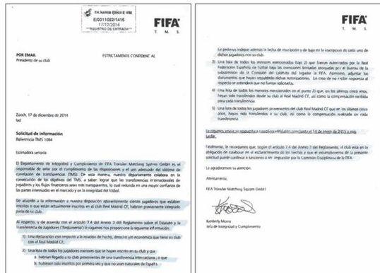 FIFA'dan Real'e büyük şok!