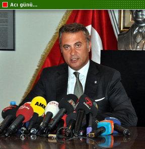 Beşiktaş Kulübü Başkanı Fikret Orman babasını kaybetti