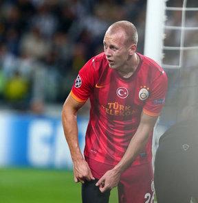 Semih Kaya, Juventus maçında sakatlandı