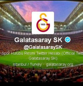 G.Saray'dan Twitter açıklaması