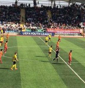 G.Saray, Dortmund'u 3-2 yendi