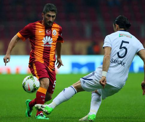 Galatasaray: 2 – Kasımpaşa: 1