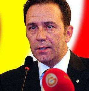 Galatasaray'a bir başkan adayı daha!