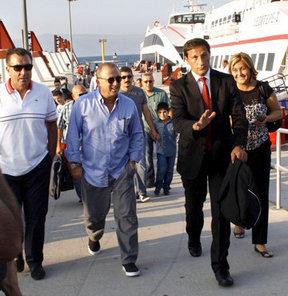 Spor Toto Süper Lig'in 2. haftasında yarın akşam Bursaspor ile karşılaşacak olan Galatasaray, Bursa'ya geldi