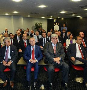 Galatasaray'da görev dağılımı