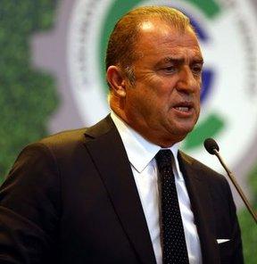 """Galatasaray'dan """"Fatih Terim"""" açıklaması"""