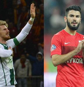 Galatasaray'dan transfer atağı