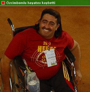 3 gündür yoğun bakımda yatan Galatasaray'ın amigosu Sezgin Özcimbomlu hayatını kaybetti