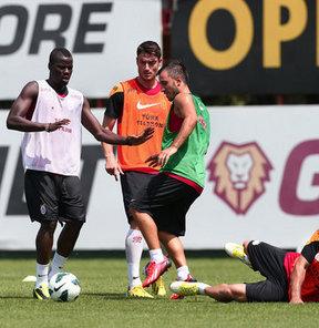 Galatasaray, ilk etap kamp çalışmaları için yarın İngiltere'ye gidecek