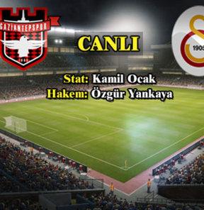 Gaziantepspor-Galatasaray