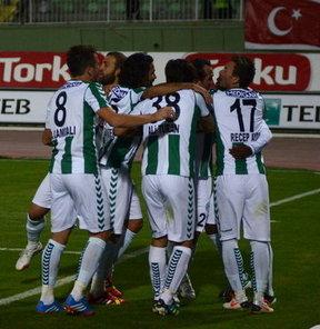 Spor Toto Süper Lig'in 7. haftasında Torku Konyaspor, evinde Erciyesspor'u Gekas'ın golüyle 1-0 mağlup etti.