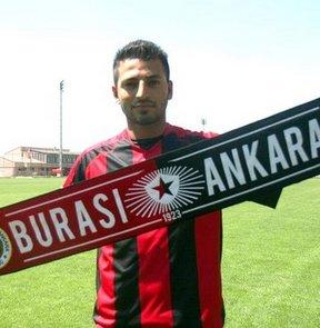 Geçtiğimiz sezon Orduspor'da forma giyen Nizamettin Çalışkan, Gençlerbirliği ile anlaştı