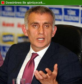 Trabzonspor Başkanı İbrahim Hacıosmanoğlu, TFF Başkanı Yıldırım Demirören ile görüşecek