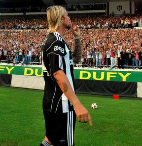 Beşiktaş'ın eski futbolcularından Guti Hernandez, siyah beyazlı ekibin seçimlerine dair görüş belirtti