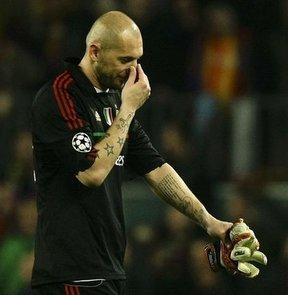 Christian Abbiati, Galatasaray
