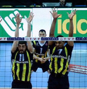 Acıbadem Erkekler Voleybol Ligi ekiplerinden Fenerbahçe Grundig, hazırlık maçında Tunus Milli Takımı ile 2-2 berabere kaldı