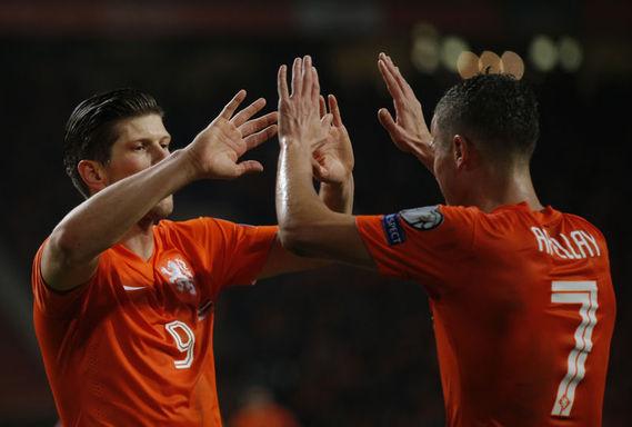 Hollanda: 6 – Letonya: 0 / Maç özeti