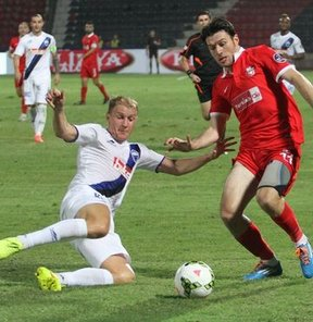 İbrahim Akın Sivasspor'da