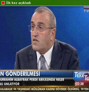 Galatasaray'ın eski yöneticisi Abdurrahim Albayrak, HABERTÜRK TV'de yayınlanan Teke Tek adlı programda Fatih Altaylı'nın konuğu oldu