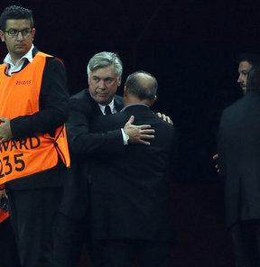 Real Madrid Teknik Direktörü Carlo Ancelotti Galatasaray maçının ardından açıklamlarda bulundu
