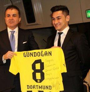 Borussia Dortmund'un Türk yıldızı İlkay Gündoğan, Almanlar'a Türkiye'yi tanıtacak