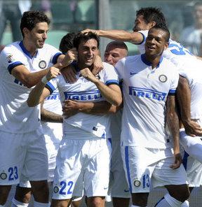 Inter el değiştirdi