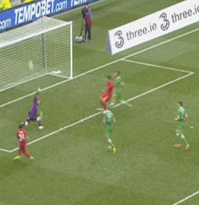 İrlanda Türkiye maçının golleri