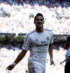 La Liga 3. hafta maçında Real Madrid, Athletic Bilbao'yu 3-1 yendi