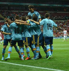 FIFA 20 Yaş Altı Dünya Kupası A Grubu'nda İspanya, ABD'yi 4-1 yendi
