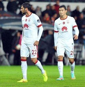 İstanbul Başakşehir-Galatasaray: 4-0