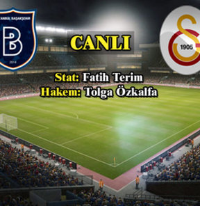 İstanbul Başakşehir-Galatasaray