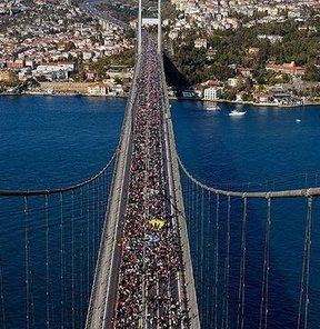 İstanbul Maratonu sona erdi
