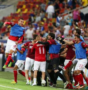 A Milli Futbol Takımımız'ın Estonya ve Hollanda maçlarının kadrosu açıklandı...