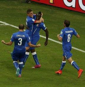İtalya, İngiltere'ye acımadı