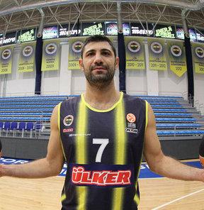 Fenerbahçe Ülker Basketbol Takımı Kaptanı Ömer Onan açıklamalarda bulundu