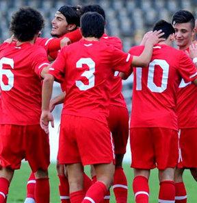 Türkiye'nin ev sahipliğinde yapılacak FIFA 20 Yaş Altı Dünya Kupası'nda mücadele edecek milli takımın nihai kadrosu belirlendi