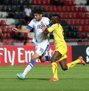 FIFA 20 Yaş Altı Dünya Kupası D Grubu'nda Mali-Yunanistan karşılaşması 0-0 bitti