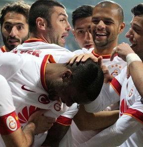 Karabükspor: 1 - Galatasaray: 2