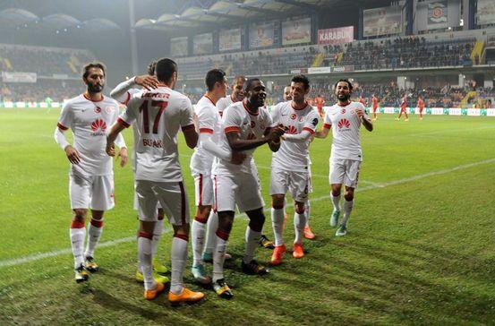 Karabükspor: 1 – Galatasaray: 2