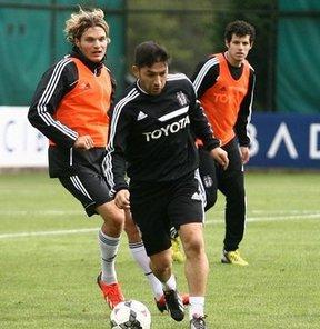 Beşiktaş, lige verilen arayı Hırvatistan'da hazırlık maçı yaparak değerlendirecek
