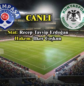 Kasımpaşa-Torku Konyaspor
