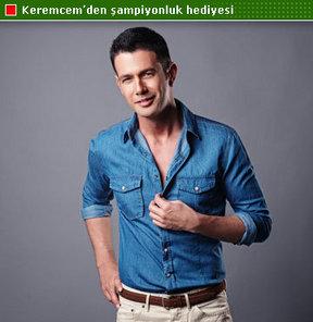 Hem şarkıları hem de oynadığı dizilerle büyük beğeni toplayan Keremcem yaptığı Galatasaray marşıyla dillerde...