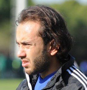 """Trabzonsporlu futbolcu Olcan, """"Keşke bir imkanım olsa da şampiyonada yeniden yer alabilsem. Hayatımda yaşadığım en güzel dönemlerden biridir"""" ifadesini kullandı"""