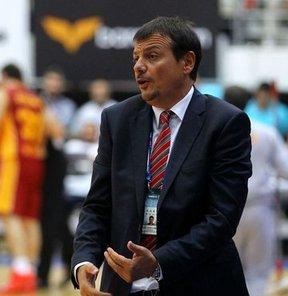 """A Milli Basketbol Takımı için adı geçen Ergin Ataman, """"Ergin Ataman kimsenin yedeği olmaz"""" dedi"""