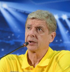 Arsenal Teknik Direktörü Arsene Wenger, Fenerbahçe maçı öncesi önemli açıklamalar yaptı...