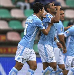 Lazio Trabzon'da