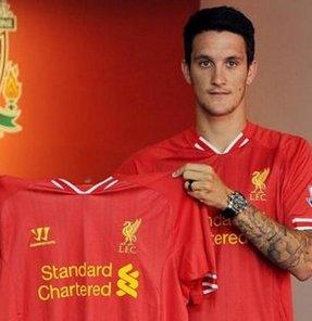 Premier Lig ekiplerinden Liverpool, Sevilla'dan Luis Alberto'yu transfer ettiğini duyurdu